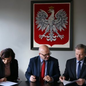 Podpisanie umów