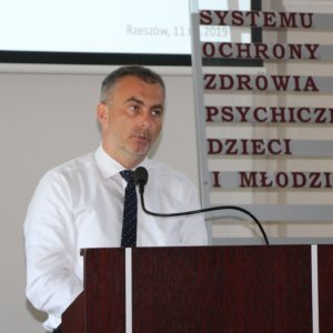 Konferencja psychiatryczna