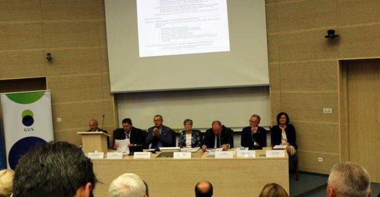 Konferencja o depopulacji