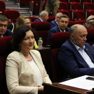 Posiedzenie komisji sejmowej