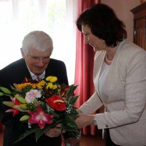 Medal dla Stanisława Domaradzkiego