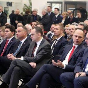 Wizyta Prezydenta RP w Stalowej Wol