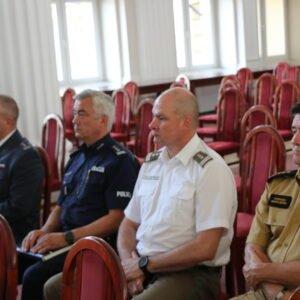 Konferencja dotycząca cyberbezpieczeństwa