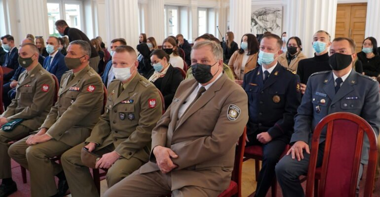 Inauguracja III Podkarpackiej Szkoły Wolności i Tolerancji